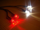 RC Modellbau LED Beleuchtung RC Tuning 1:8 1:10 1:18 1:24 - Leuchtend