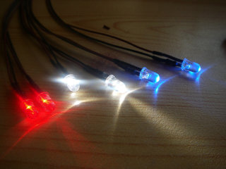 LED Beleuchtung RC Tuning Unterbodenbeleuchtung 1:8 1:10 1:18 1:24