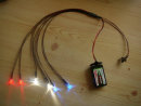 LED Beleuchtung RC Tuning Unterbodenbeleuchtung 1:8 1:10...