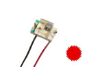 LED SMD 0805 Blink LED mit Lackdraht rot