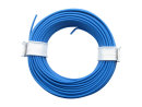 10 Meter Ring Miniaturkabel Litze flexibel LIY 0,14mm² Blau