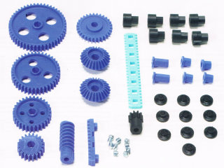 Zahnrad technik set modul 1 4mm zahnrder blau zahnrad technik set modul 1 4mm blau thecheapjerseys Choice Image